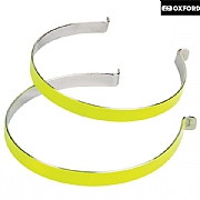 Oxford Trouser Clips Reflective , Pair