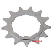 Brompton Sprocket 13T R - 2 mm - BWR 6 Spd for 3/32 Inch Chain - Shimano