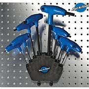 Park Tool PH-1 P-Handled Hex Wrench Set