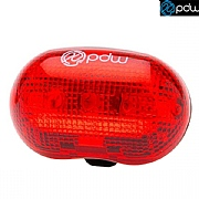 PDW The Red Planet 5 LED Tail Light