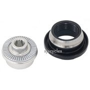 Shimano XTR HB-M970 Front Lock Nut Cone & Cover - M14 - Y26D98040