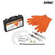 IceToolz Hydraulic Brake Bleeding Kit