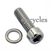 Shimano Deore LX FC-T661 Clamp Bolt & Washer - M6 x 19mm - Y1KS98030