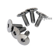 Shimano Dura-Ace SPD-SL PD-7900 Cleat Fixing Bolt - M5 x 13.5mm - Y42U98060
