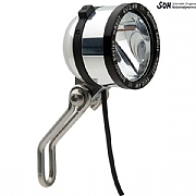 Schmidt Edelux High Power LED Headlight - Polished