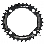 Race Face Turbine S 104mm BCD 4 Arm Chainring - Shimano Compatible
