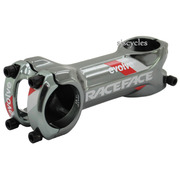 Race Face Evolve XC 1 1/8 Inch Ahead Stem +/- 6 Deg - 31.8mm Clamp - Silver