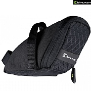 Birzman Zyklop Nip Saddle Bag - Black - 0.3 Litre
