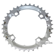 Shimano Deore FC-M510 104mm BCD 4 Arm Middle Chainring - 36T