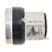 Gilles Berthoud Twister for Rohloff Hubs - Silver
