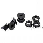 Race Face Chainring Nut & Bolt Pack - Alu / Torx for Single / Double Rings