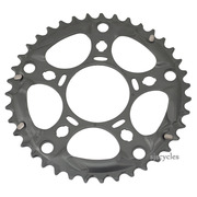 Shimano Ultegra FC-6703 130mm BCD 5 Arm Middle Chainring - D Type - Silver - 39T