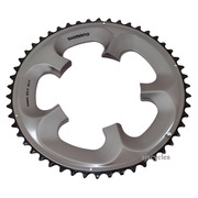 Shimano Ultegra FC-6750 110mm BCD 5 Arm Outer Chainring - Silver - 50T-F