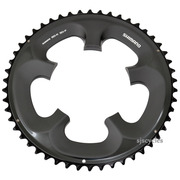 Shimano Ultegra FC-6750 110mm BCD 5 Arm Outer Chainring - Glossy Grey - 50T-F