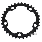 Shimano Ultegra FC-6750 110mm BCD 5 Arm Inner Chainring - Glossy Grey - 34T