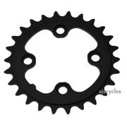 Shimano Deore XT FC-M761 64m BCD 4 Arm Inner Chainring - 26T