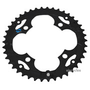 Shimano Alivio FC-M410 104mm BCD 4 Arm Outer Chainring - Black - 42T