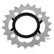 Shimano Alivio FC-M410 64mm BCD 4 Arm Inner Chainring - Silver - 22T