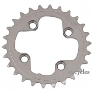 Shimano XTR FC-M980 64mm BCD 4 Arm Inner Chainring - 26T-AH