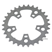 Shimano Ultegra FC-6703 92mm BCD 5 Arm Inner Chainring - D Type - Silver - 30T