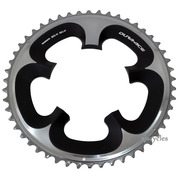 Shimano Dura-Ace FC-7950 110mm BCD 5 Arm Outer Chainring - 50T-F