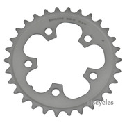 Shimano 105 FC-5703 74mm BCD 5 Arm Inner Chainring - Silver - 30T