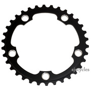 Shimano 105 FC-5650 110mm BCD 5 Arm Inner Chainring - Black - 34T