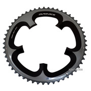 Shimano Dura-Ace FC-7900 130mm BCD 5 Arm Outer Chainring - A Type - Silver/Grey - 53T