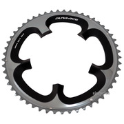 Shimano Dura-Ace FC-7900 130mm BCD 5 Arm Outer Chainring - Silver/Grey - 53T-B
