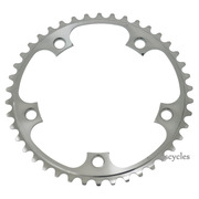 Shimano Dura-Ace FC-7800 130mm BCD 5 Arm Inner Chainring - Silver - 42T-A