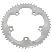 Shimano Dura-Ace FC-7800 130mm BCD 5 Arm Outer Chainring - B Type - Silver - 52T