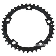 Shimano Ultegra FC-6604 130mm BCD 5 Arm Middle Chainring - Ice Grey - 39T