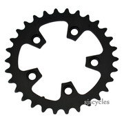 Shimano Ultegra FC-6604 74mm BCD 5 Arm Inner Chainring - Ice Grey - 30T