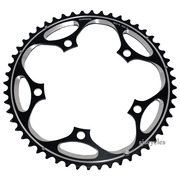 Shimano Ultegra FC-6601 130mm BCD 5 Arm Outer Chainring - B Type - Ice Grey - 52T