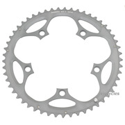 Shimano Ultegra FC-6600 130mm BCD 5 Arm Outer Chainring - B Type - Silver - 53T
