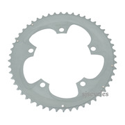 Shimano Tiagra FC-4600 130mm BCD 5 Arm Outer Chainring - B Type - Silver - 52T
