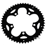 Shimano FC-2350 110mm BCD 5 Arm Outer Chainring - F Type - Black - 50T