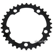 Shimano FC-2350 110mm BCD 5 Arm Inner Chainring - Black - 34T