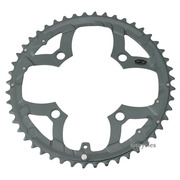 Shimano Deore FC-M590 104mm BCD 4 Arm Outer Chainring - Grey - 48T