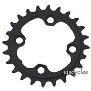 Shimano Deore XT FC-M770-10 64mm BCD 4 Arm Inner Chainring - AE Type - 24T