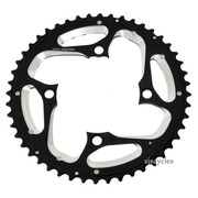 Shimano Deore XT FC-T781 104mm BCD 4 Arm Outer Chainring - AL Type - 48T - For Chainguard