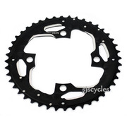 Shimano Deore XT FC-T781 104mm BCD 4 Arm Outer Chainring - AE Type - 44T - For Chainguard