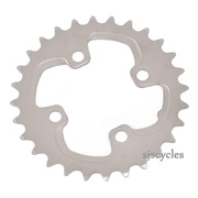 Shimano Deore XT FC-M785 64mm BCD 4 Arm Inner Chainring - 28T-AJ