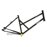Thorn Raven S-T Step Through Frame - Black