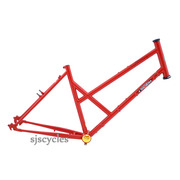 Thorn Raven S-T Step Through Frame - Red