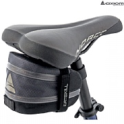 Axiom Catskill LX Saddle Bag - Black/Grey - 3.3 Litre
