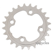 Shimano Deore XT FC-M780 64mm BCD 4 Arm Inner Chainring - AE Type - 24T