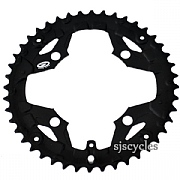 Shimano Alivio FC-M430-8 104mm BCD 4 Arm Outer Chainring - Black - 44T