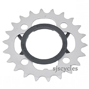 Shimano Alivio FC-M430-8 64mm BCD 4 Arm Inner Chainring - Silver - 22T
