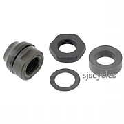 Shimano FH-RM65 Rear Left Lock Nut Unit - Y3CT98030